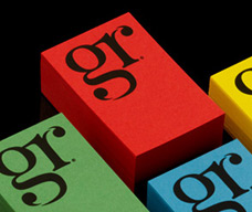GR Communications Rebrand